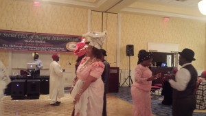 It is dance time at the recent Anaedo 12th  Annual Gala Night in Boston, Massachusetts.