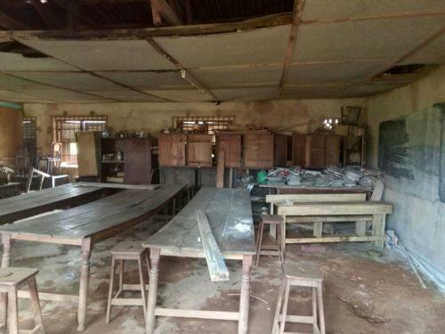 Edo Dilapidated Infrastructure Eweka Grammar School Begs For Help Alltimepost Com