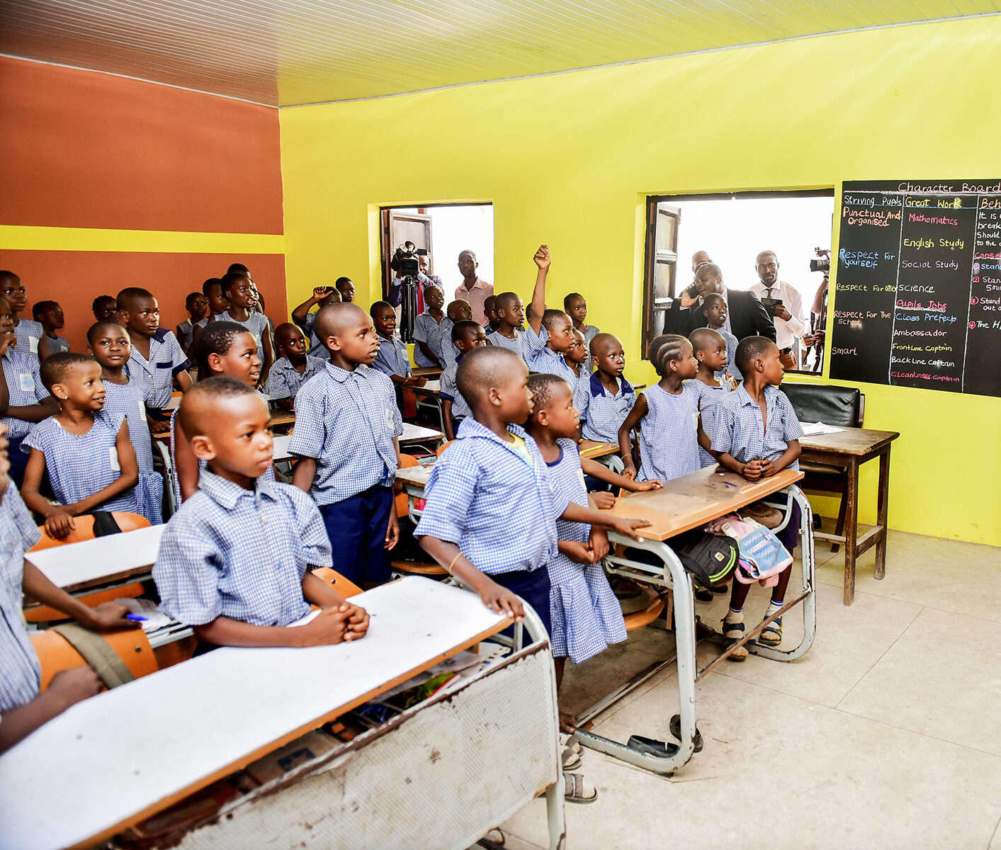 Lagos State To Reopen All Schools On November 2